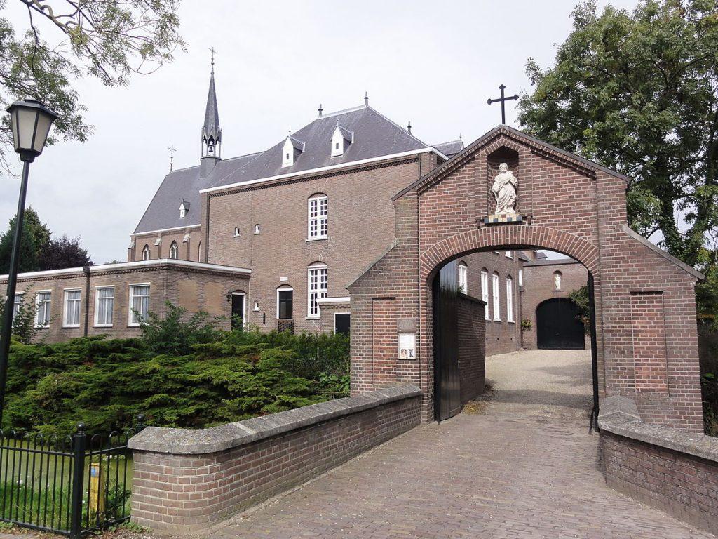 De kloosters in Megen