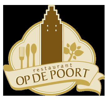 Restaurant Op de Poort Logo
