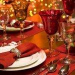 Kerst restaurant Op de Poort in Megen Kerst 2015