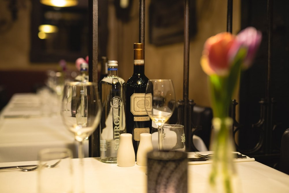 Bourgondisch restaurant
