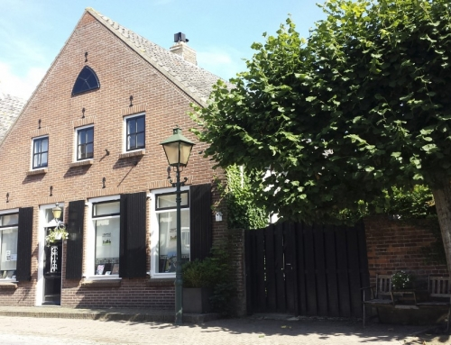 B&B De Baptist in Megen