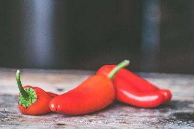 waarom zijn pepers zo heet