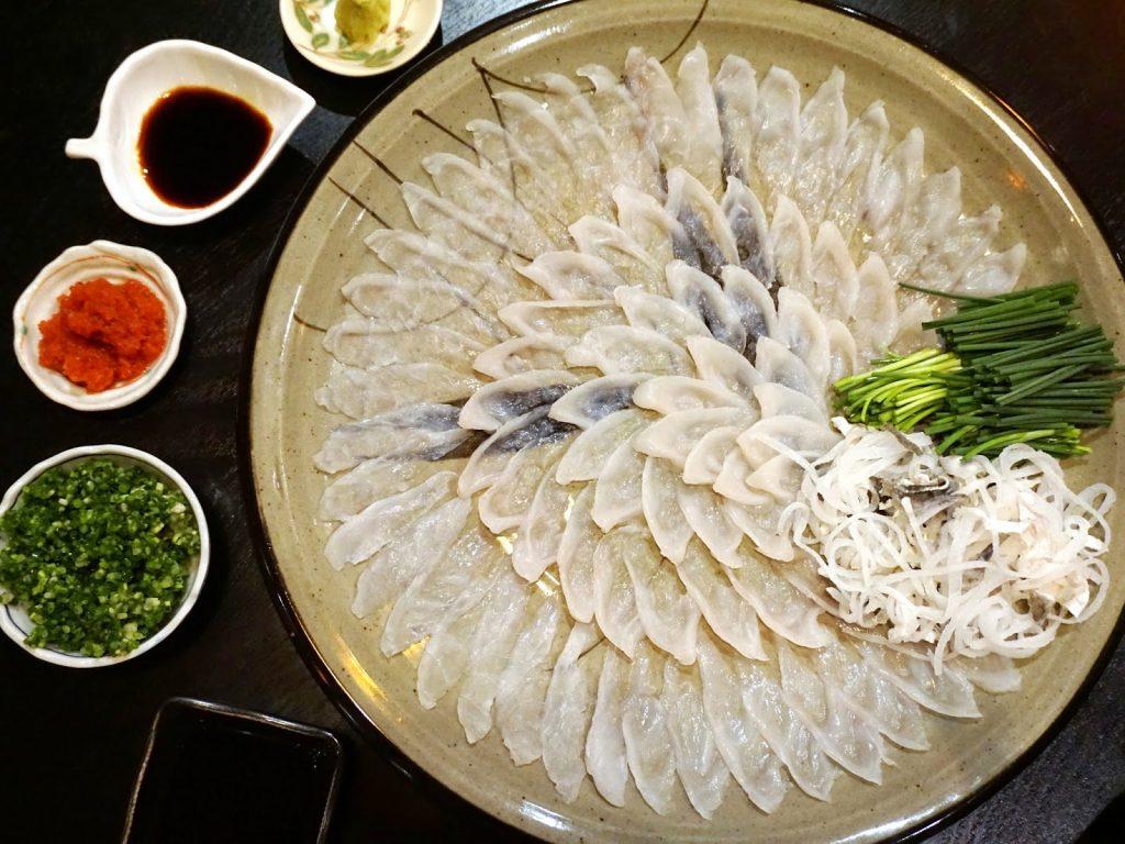 Weetjes over eten: Fugu