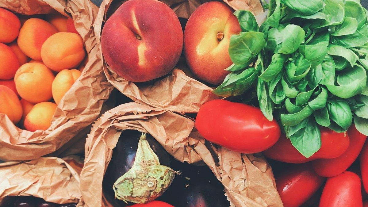 weetjes over groenten en fruit