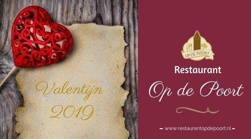 valentijn 2019 restaurant op de poort